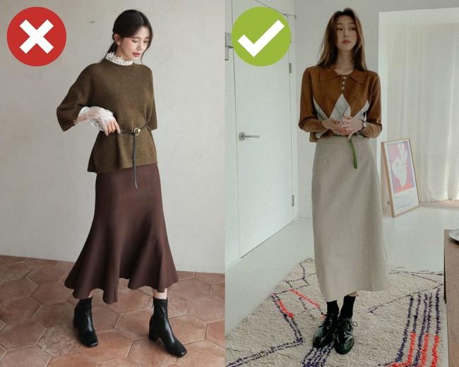 4 kiểu trang phục mùa lạnh dễ cộng cho nàng công sở 5 – 7 tuổi, không muốn trông già xọm thì né ngay - Ảnh 4.