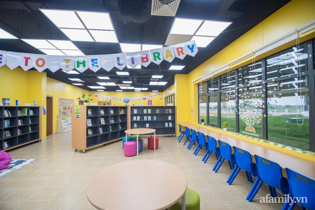 Những ngôi trường nội trú giữa lòng Hà Nội khiến nhiều phụ huynh phấn khích muốn đưa con vào học ngay lập tức - Ảnh 3.