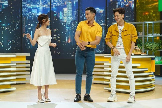Lâm Khánh Chi đỏ mặt xấu hổ vì lỡ nói tên thật trên sóng truyền hình - Ảnh 7.