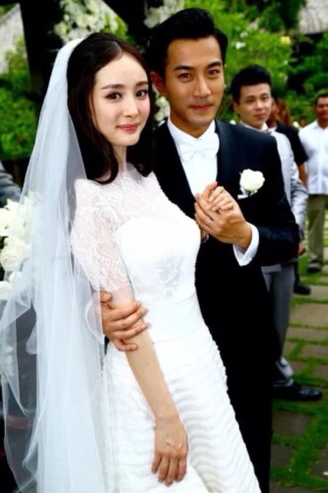 """Dương Mịch nói về nguyên nhân ly hôn Lưu Khải Uy, thật sự không liên quan gì đến """"kẻ thứ 3""""? - Ảnh 1."""