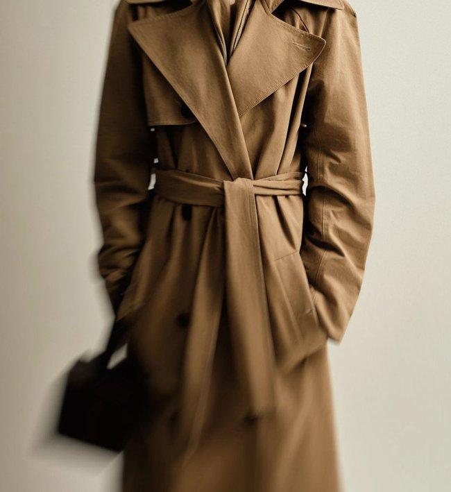 Hội mặc đẹp kháo nhau địa chỉ sắm trench coat chuẩn đẹp, có hẳn thiết kế Việt mà giá chỉ hơn 1 triệu  - Ảnh 1.