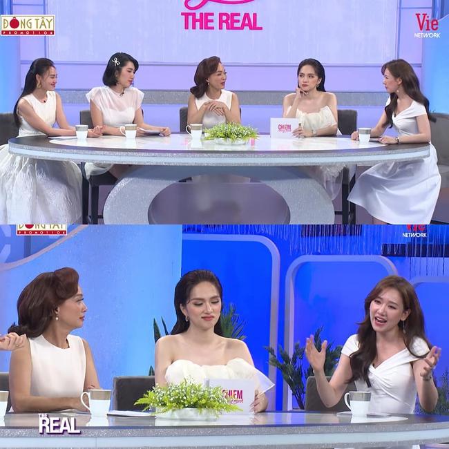 Hương Giang vs Irene (Red Velvet): Hai mỹ nhân sở hữu nhan sắc vạn người mê nhưng cứ hễ không cười là thành ra... khó ở? - Ảnh 8.