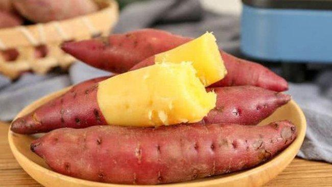 Khoai lang vô cùng tốt, nhưng cũng cần biết những cấm kỵ này khi ăn khoai lang để tránh mắc bệnh - Ảnh 1.