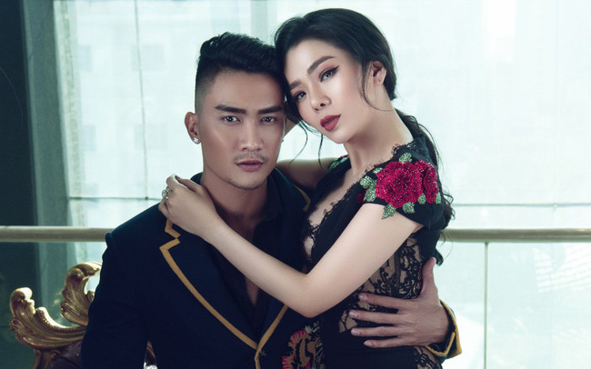 Trước khi vướng tin đồn yêu Lâm Bảo Châu, Lệ Quyên từng tình tứ quay MV với siêu mẫu 6 múi - Ảnh 5.