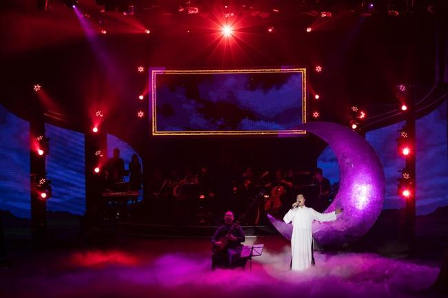 Quang Dũng ngọt ngào song ca cùng Hồng Nhung trong đêm nhạc quyên góp cho đồng bào miền Trung - Ảnh 4.