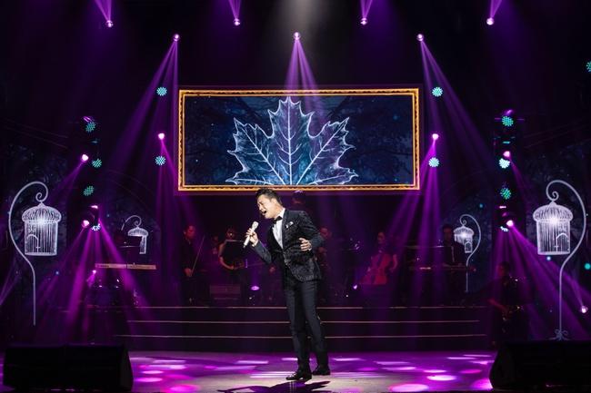 Quang Dũng ngọt ngào song ca cùng Hồng Nhung trong đêm nhạc quyên góp cho đồng bào miền Trung - Ảnh 2.