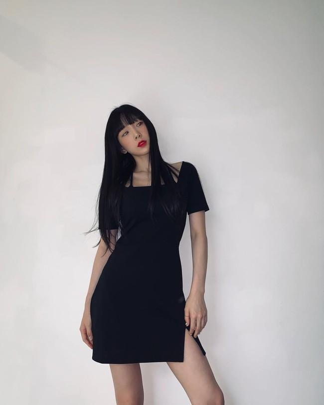 """Ngoài tuổi băm và luôn muốn trông trẻ măng sành điệu, các nàng hãy học style của """"chị đại"""" Taeyeon ngay đi! - Ảnh 6."""