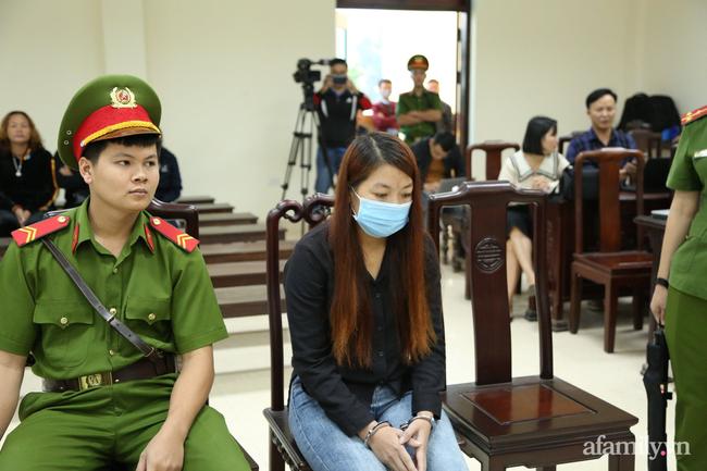 Nữ bị cáo bị phạt 5 năm tù giam