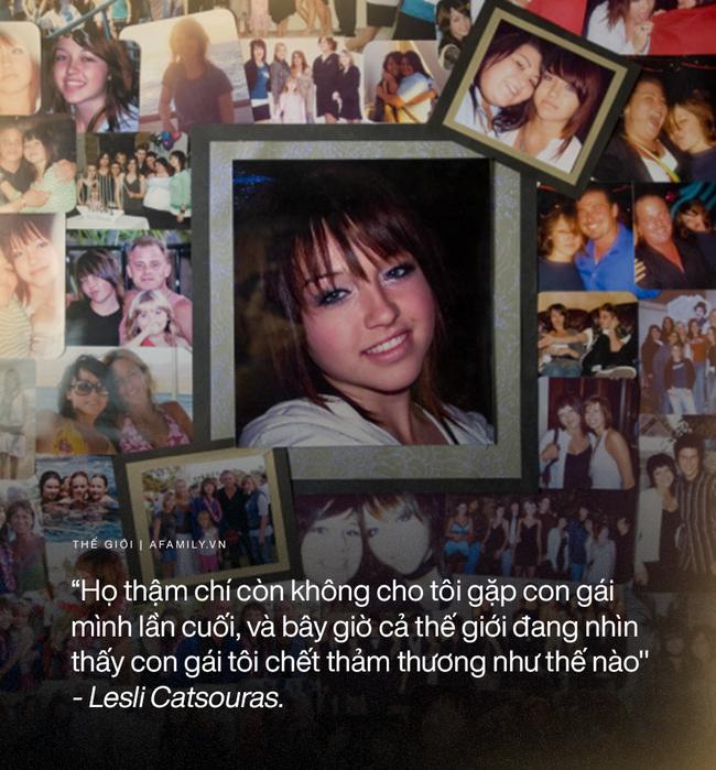 Ác mộng của gia đình Catsouras: Khi những bức ảnh hiện trường tai nạn thảm khốc của cô con gái cả trở thành trò đùa của cõi mạng Internet - Ảnh 5.