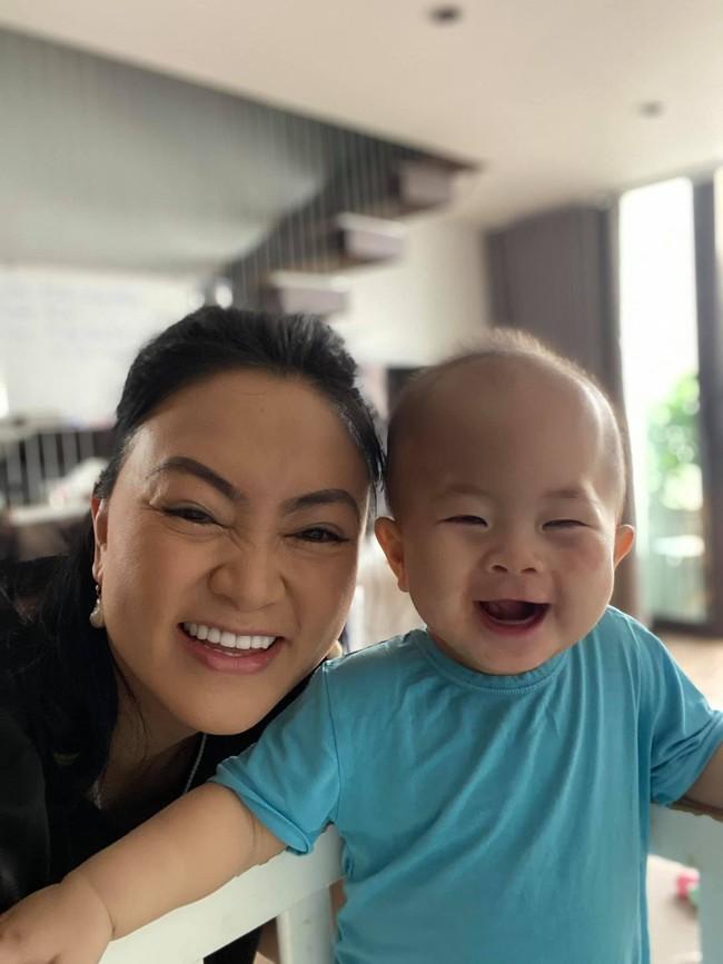 Hot mom Văn Thùy Dương 48 tuổi lại muốn đẻ tiếp, còn đặt tên em bé cực liên quan đến 2 anh Cơm - Canh  - Ảnh 4.