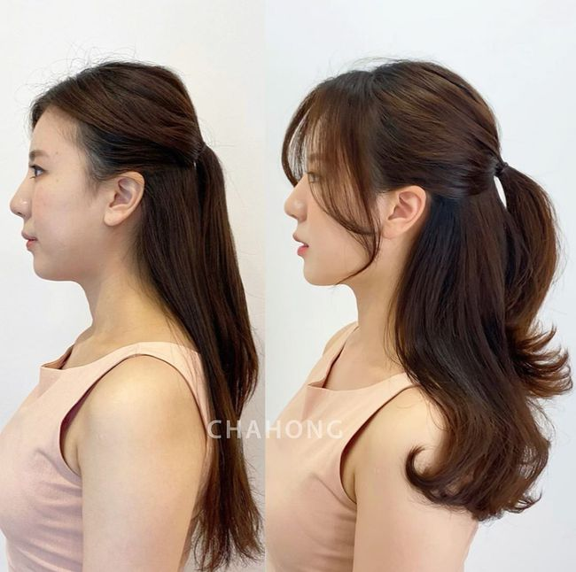 Học gái Hàn tự cắt tóc mái: Không lấy kéo cắt bằng mà tỉa nhỏ thế này để mái uốn cong tự nhiên nhìn siêu đẹp  - Ảnh 9.