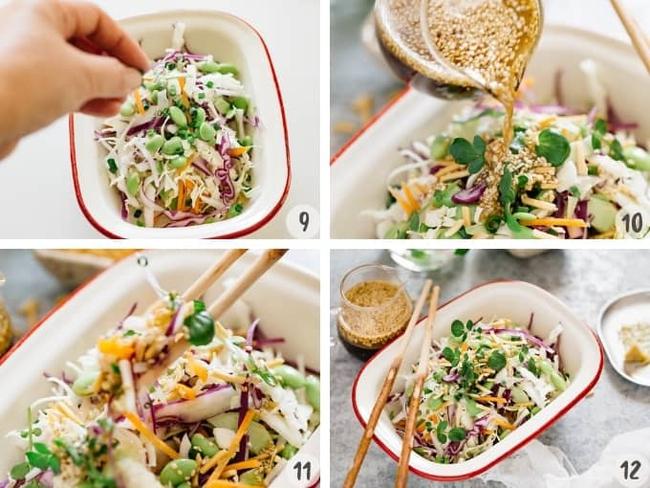 """Muốn có """"vòng eo con kiến"""" bạn nhất định phải cho món salad này vào thực đơn ăn kiêng của mình - Ảnh 4."""
