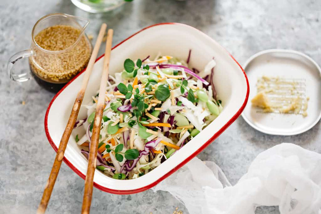 """Muốn có """"vòng eo con kiến"""" bạn nhất định phải cho món salad này vào thực đơn ăn kiêng của mình - Ảnh 6."""