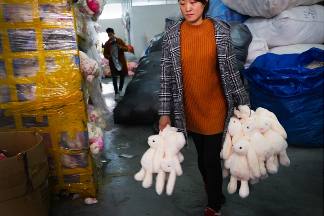 """Thành phố bán đồ """"Made In China"""" - Ảnh 15."""