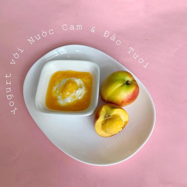 Công thức làm bữa phụ cho bé vừa ngon vừa dễ làm của mẹ đảm Yumi Dương, con ăn thun thút mẹ đút không kịp - Ảnh 12.