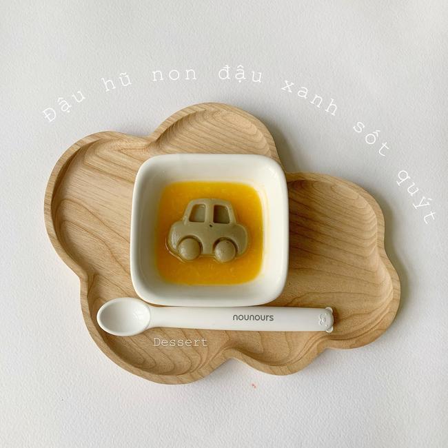 Công thức làm bữa phụ cho bé vừa ngon vừa dễ làm của mẹ đảm Yumi Dương, con ăn thun thút mẹ đút không kịp - Ảnh 9.