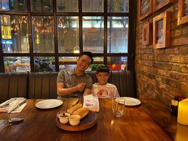Mới 10 tuổi nhưng con trai Cường Đô La đã được bố khen ra dáng thanh niên nhờ làm điều này - Ảnh 2.