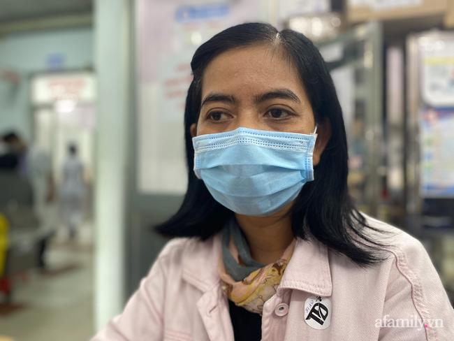 """Nữ bệnh nhân phải cắt bỏ ngực sau khi BV Ung bướu TP.HCM chẩn đoán lành tính, """"tố"""" BV không trả hồ sơ bệnh án - Ảnh 1."""