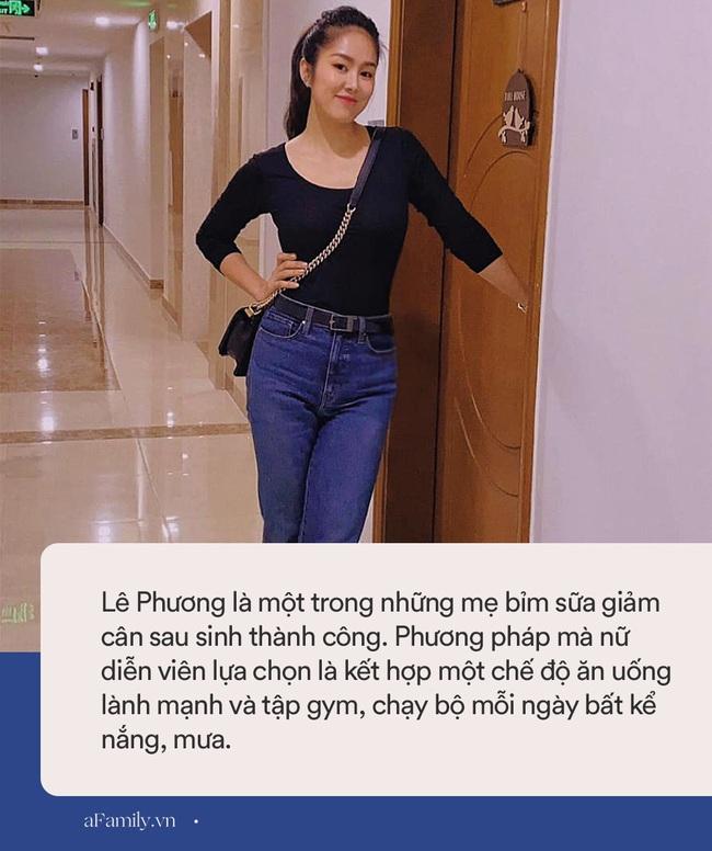 """Đâu chỉ Phan Như Thảo, loạt mỹ nhân Việt này đẻ xong cũng tăng cân vùn vụt, """"thủ phạm"""" nào khiến mẹ bỉm gặp cảnh """"phì nhiêu""""? - Ảnh 9."""