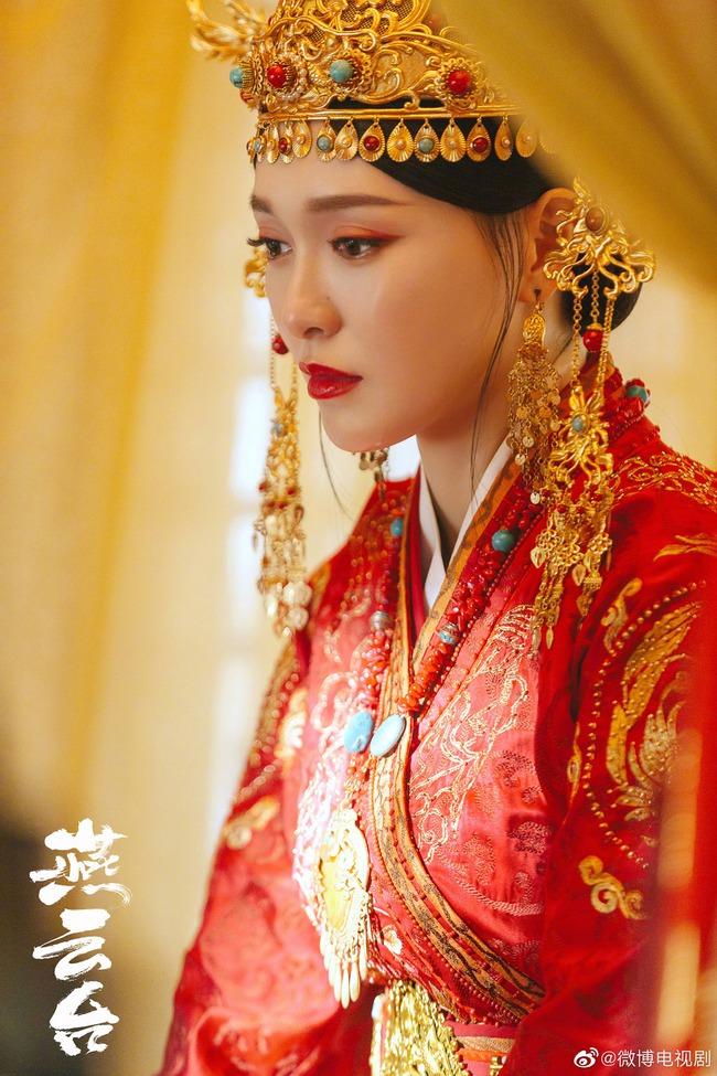 """""""Yến Vân Đài"""" của Xa Thi Mạn - Đường Yên chỉ có 4.9 điểm Douban, netizen gọi tên """"Tam sinh tam thế Chẩm thượng thư"""" - Ảnh 3."""