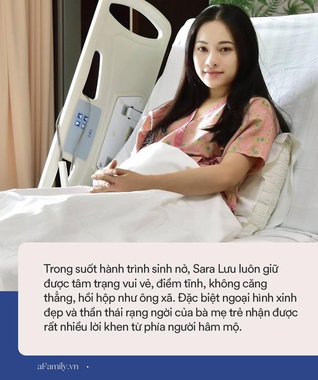 """Clip hành trình sinh con: Sara Lưu gây sốt vì đi đẻ mà vẫn đẹp """"không đối thủ"""", còn Dương Khắc Linh lộ điểm yếu vì liên tục hỏi vợ câu này - Ảnh 6."""
