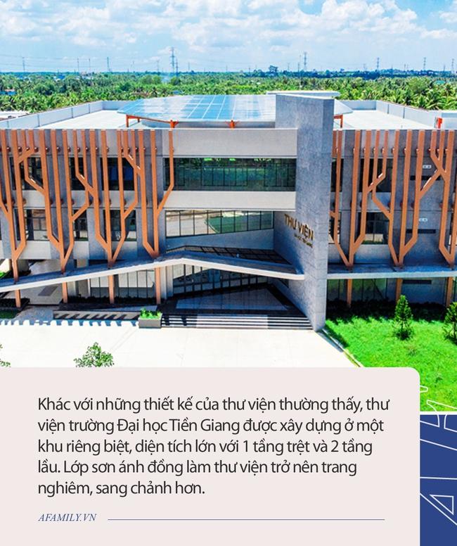 """Trường Đại học """"sang chảnh"""" nhất miền Tây: Đầu tư hẳn một khu vực xịn xò gần 60 nghìn tỷ, sinh viên """"sốt rần rần"""" thi nhau sống ảo  - Ảnh 2."""