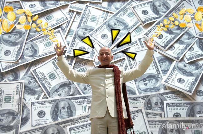 Chỉ 5,56 giây, tỷ phú giàu nhất thế giới kiếm ra tiền bằng chúng ta làm cả đời - Ảnh 1.