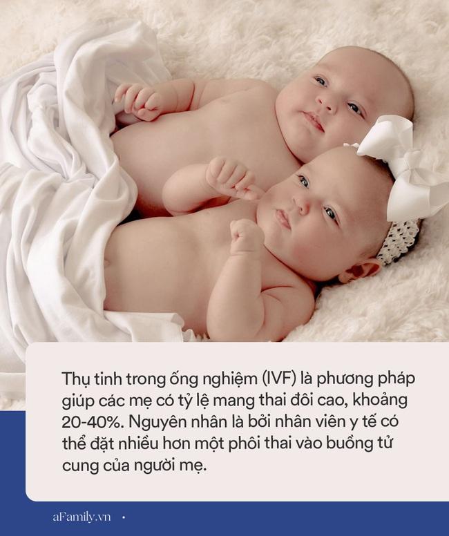 Sau khi sinh đôi 1 trai, 1 gái, Hồ Ngọc Hà vui vẻ chia sẻ bí quyết để bầu thai đôi - Ảnh 4.