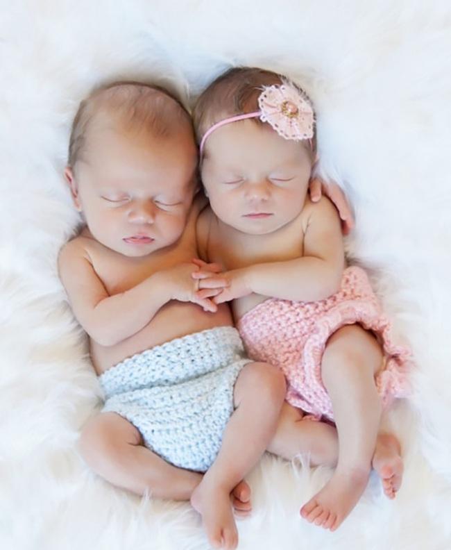Sau khi sinh đôi 1 trai, 1 gái, Hồ Ngọc Hà vui vẻ chia sẻ bí quyết để bầu thai đôi - Ảnh 3.