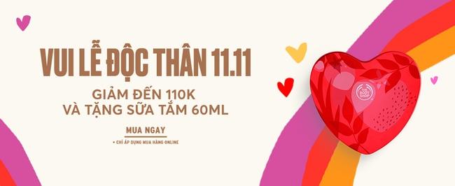 Loạt thương hiệu mỹ phẩm đình đám giảm giá mạnh ngày 11/11, tranh thủ sắm luôn để sang năm  - Ảnh 3.