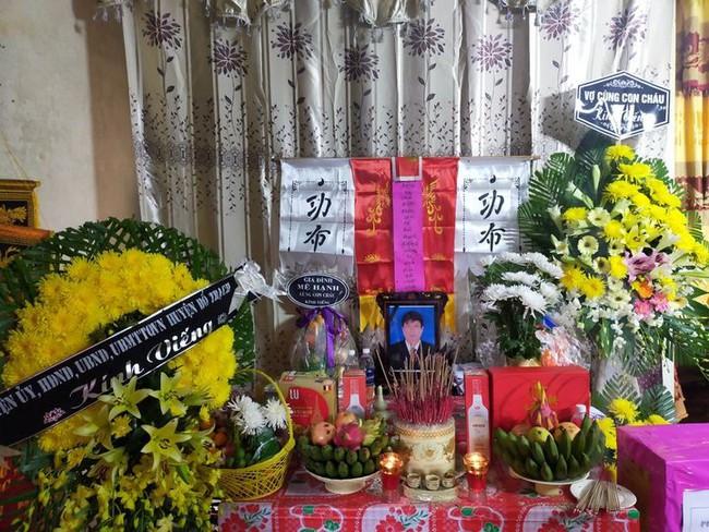 Quảng Bình: Thương tâm chủ tịch xã qua đời vì nhiễm trùng sau khi cứu nạn người dân trong mưa lũ - Ảnh 1.