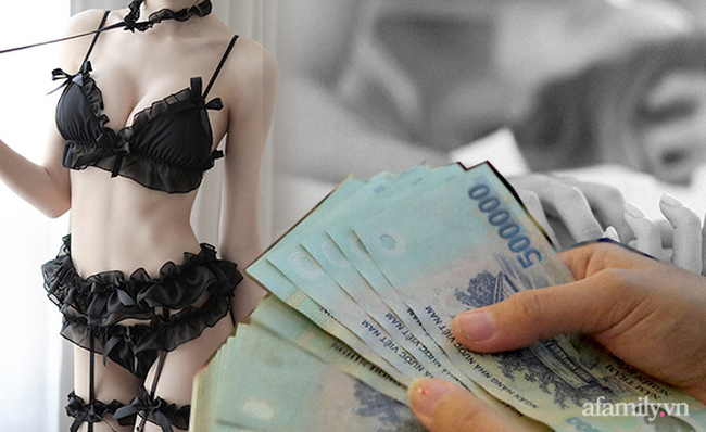 Truyện sex dâm đãng của nữ sinh tự nhận là 'gái rách rưới': Chọn đàn ông lên giường bằng