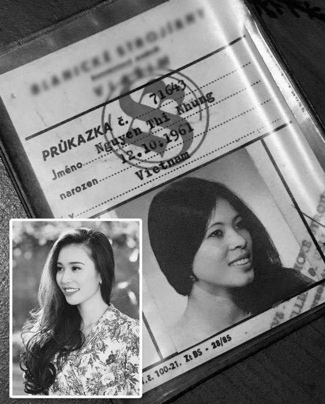 Cũng tham gia trào lưu khoe ảnh 10 năm nhìn lại nhưng bà xã Shark Hưng lại tự so sánh mình với nhân vật đặc biệt này - Ảnh 2.