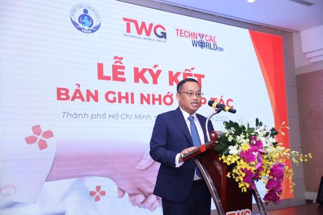 TWGroup hợp tác cùng Bệnh viện Nhi Đồng 1 chăm sóc sức khỏe toàn diện cho học sinh - Ảnh 4.