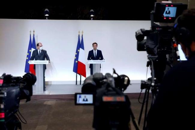 Pháp giữ nguyên quy định phong tỏa toàn quốc đến đầu tháng 12 - Ảnh 1.