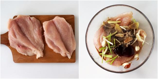 Lườn gà khô là thế nhưng nếu dùng nồi chiên không dầu để làm món này thì ai ăn cũng mê tít! - Ảnh 1.