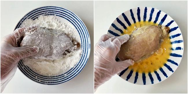 Lườn gà khô là thế nhưng nếu dùng nồi chiên không dầu để làm món này thì ai ăn cũng mê tít! - Ảnh 3.