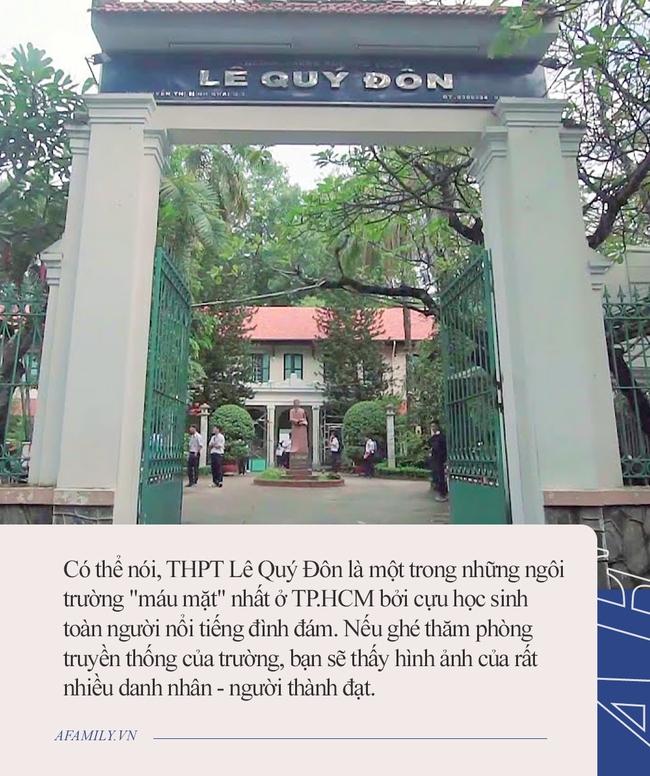 Hoá ra bà xã Công Phương từng học tại ngôi trường cấp 3 đình đám này: Danh sách cựu học sinh có cả Quốc vương Campuchia - Ảnh 5.
