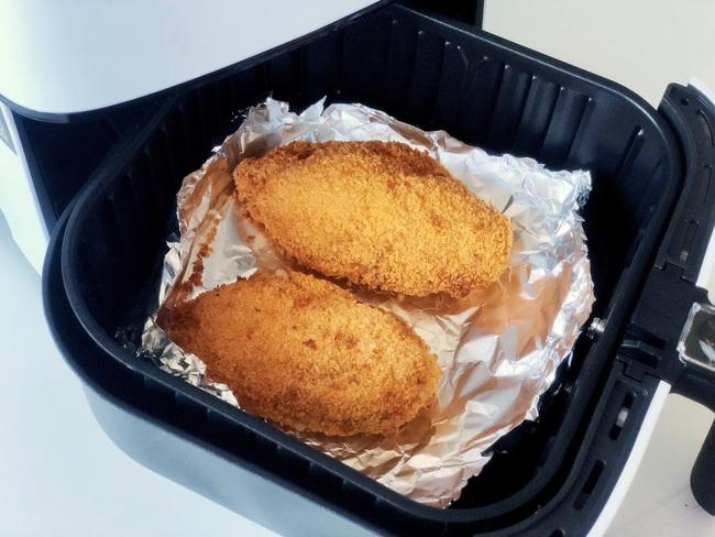 Lườn gà khô là thế nhưng nếu dùng nồi chiên không dầu để làm món này thì ai ăn cũng mê tít! - Ảnh 5.