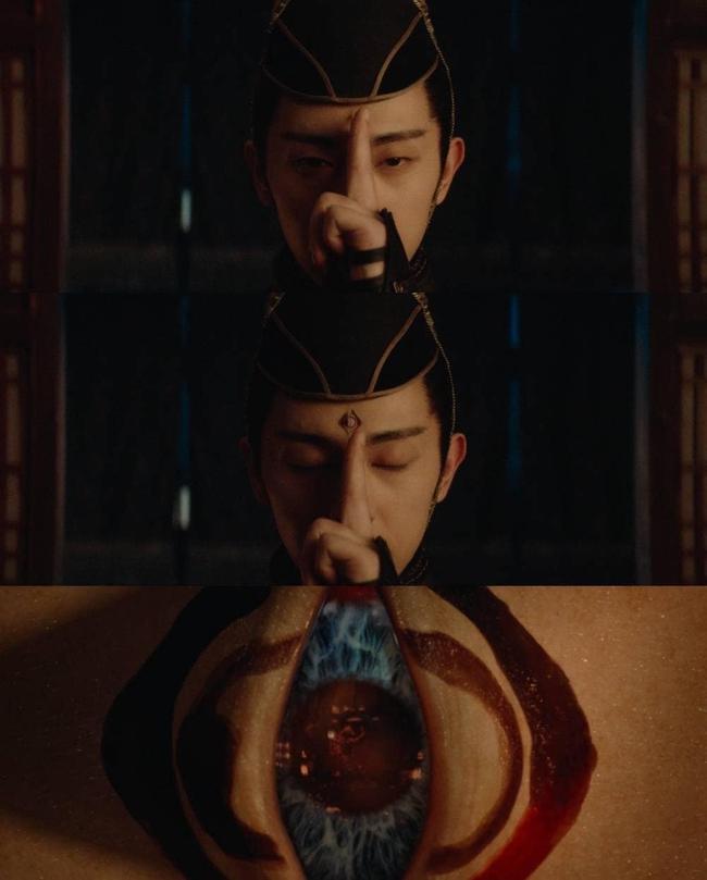 """""""Âm Dương Sư"""": Đặng Luân đứng 1 chỗ bắn cung vẫn đẹp trai siêu cấp, đâu có thua Dạ Hoa - Triệu Hựu Đình  - Ảnh 6."""