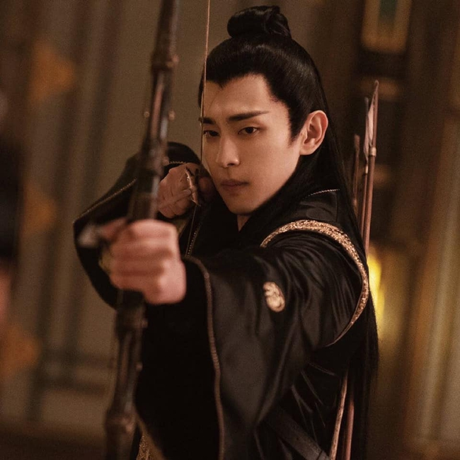 """""""Âm Dương Sư"""": Đặng Luân đứng 1 chỗ bắn cung vẫn đẹp trai siêu cấp, đâu có thua Dạ Hoa - Triệu Hựu Đình  - Ảnh 3."""