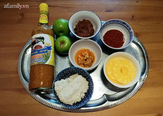 Học cách làm mắm nêm chay ngon đến ngỡ ngàng từ Food Blogger Liên Ròm - Ảnh 2.