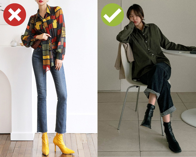 3 kiểu giày dép cứ mix với quần jeans là khiến chị em rớt xuống âm điểm thời trang - Ảnh 2.