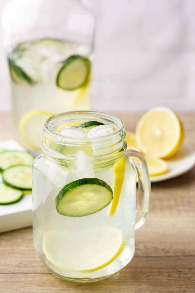 5 công thức nước chanh giúp giảm cân thần tốc còn thanh lọc cơ thể - Ảnh 5.