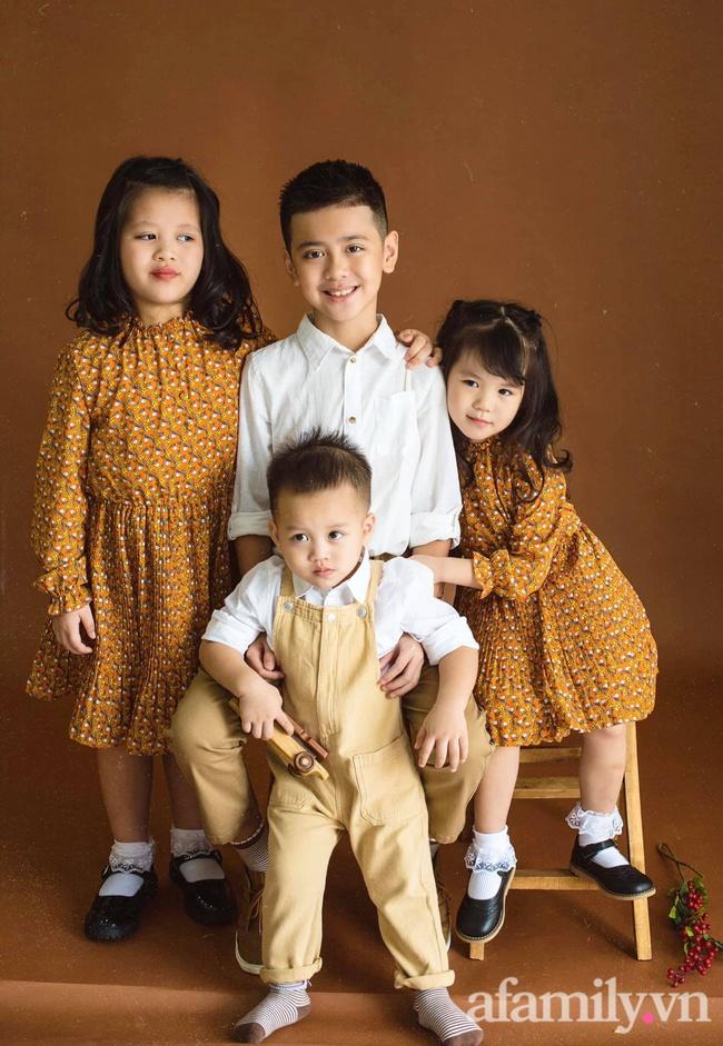 Mẹ Sài Gòn 8 năm sinh mổ 4 lần, nhìn đàn con chút chít đáng yêu ai cũng thích nhưng ngó nhan sắc của mẹ còn ngỡ ngàng hơn - Ảnh 6.
