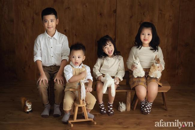 Mẹ Sài Gòn 8 năm sinh mổ 4 lần, nhìn đàn con chút chít đáng yêu ai cũng thích nhưng ngó nhan sắc của mẹ còn ngỡ ngàng hơn - Ảnh 5.