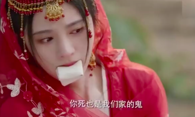 """Cúc Tịnh Y diễn cảnh bị bắt cóc mà """"đơ"""" đến mức vô lý, lập tức bị đưa vào nhóm """"hội chị em của Angelababy"""" - Ảnh 4."""