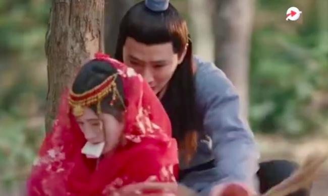 """Cúc Tịnh Y diễn cảnh bị bắt cóc mà """"đơ"""" đến mức vô lý, lập tức bị đưa vào nhóm """"hội chị em của Angelababy"""" - Ảnh 8."""