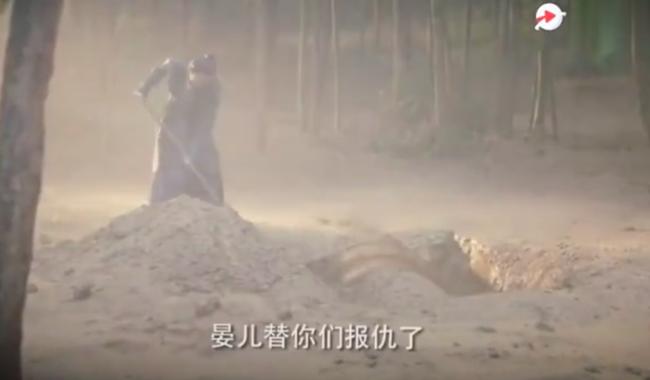"""Cúc Tịnh Y diễn cảnh bị bắt cóc mà """"đơ"""" đến mức vô lý, lập tức bị đưa vào nhóm """"hội chị em của Angelababy"""" - Ảnh 12."""