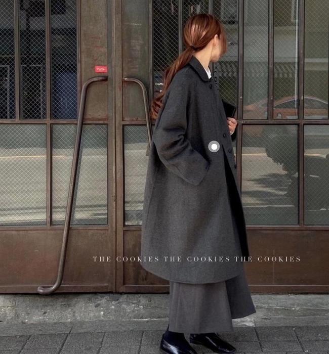 """9 mẫu áo trench coat """"hàng tuyển"""" giá từ 600k ai mặc cũng sang - Ảnh 5."""